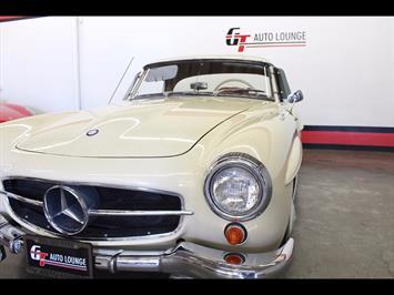 1961 Mercedes-Benz 190SL - Photo 10 - Rancho Cordova, CA 95742