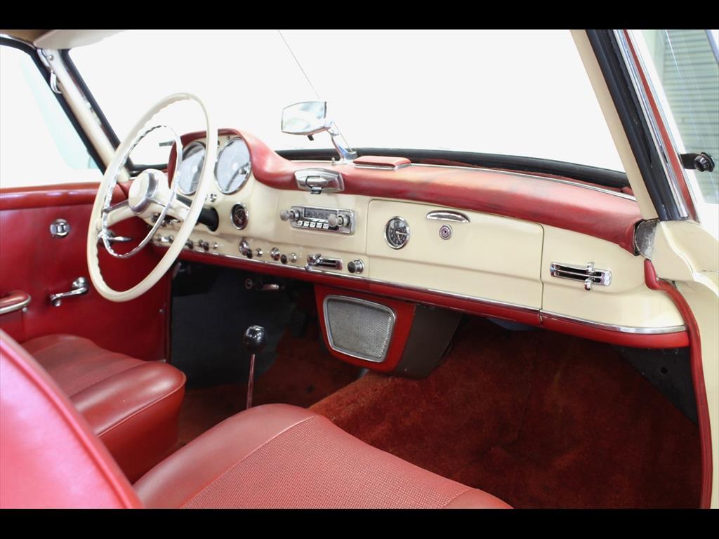 1961 Mercedes-Benz 190SL - Photo 23 - Rancho Cordova, CA 95742