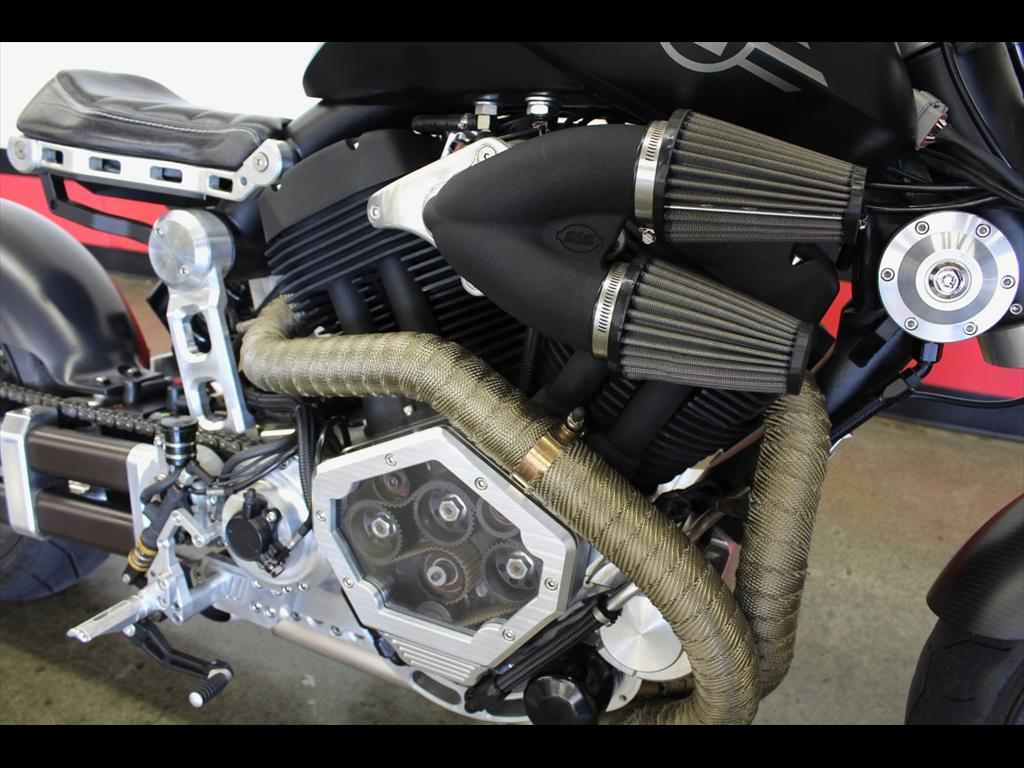 2012 Confederate X132 Hellcat - Photo 10 - Rancho Cordova, CA 95742