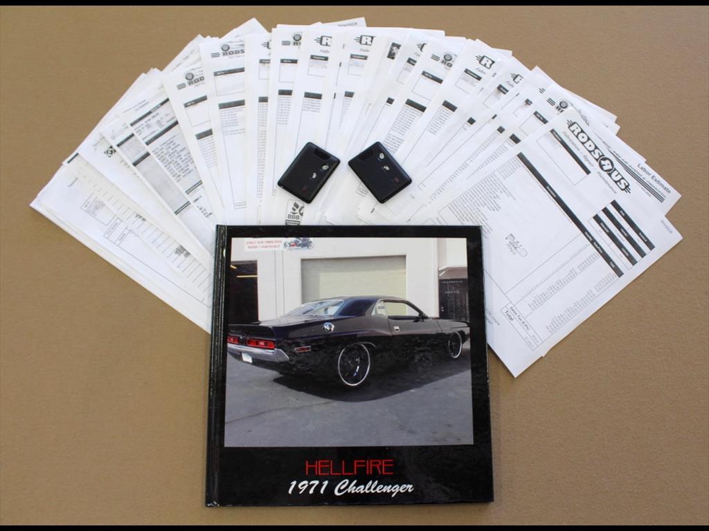 1971 Dodge Challenger Resto Mod - Photo 57 - Rancho Cordova, CA 95742