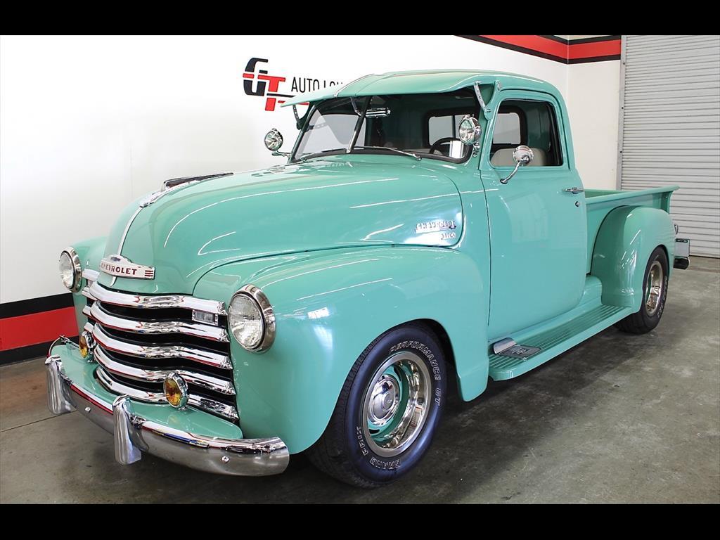 1950 chevrolet other pickups 3100 photo 14 rancho cordova ca
