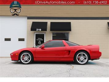 1995 Acura NSX NSX-T Coupe