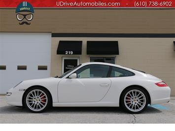 2006 Porsche 911 Carrera S 6 Speed Sport Seats Sport Chrono
