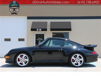 1996 Porsche 911 Carrera 4S 30k Miles 6spd Aerokit Motor Sound