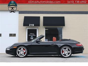 2008 Porsche 911 997 Carrera S Cabriolet 6spd 5k 1 Owner Miles