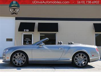 2015 Bentley Continental GT GTC Speed GTC Speed $272k MSRP Nav Naim Warranty