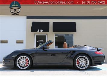 2009 Porsche 911 997 Turbo Cab 6 Speed 18k Miles $160k MSRP
