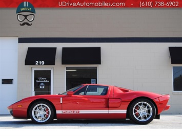 2005 Ford GT All 4 Options Performance Upgrades 620whp