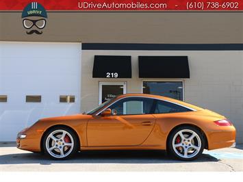 2007 Porsche 911 Targa 4S 10k Miles 6spd Paint to Sample Cocoa Lthr
