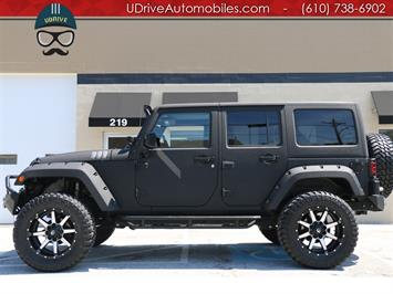 2015 Jeep Wrangler Unlimited Sport 4X4 Auto Hardtop Kevlar Lifted