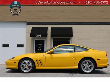 2001 Ferrari 550 Maranello Recent Major Modulars Daytonas