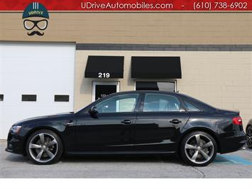 2014 Audi S4 3.0T Prem Plus Black Optics Nav 1 Owner