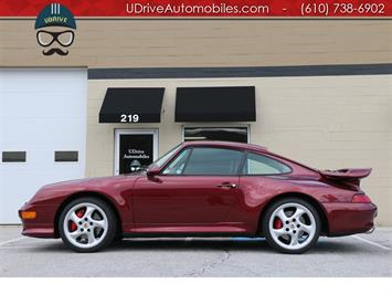 1997 Porsche 911 993 C4S 6spd Factory Aero Kit Painted Sport Seats