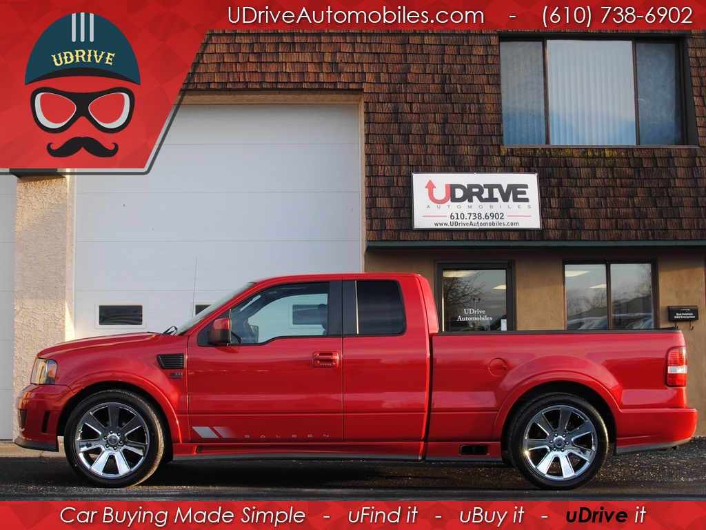 2008 saleen f150 for sale autos post. Black Bedroom Furniture Sets. Home Design Ideas