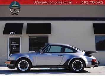 1988 Porsche 911 RARE COLOR 911 Turbo 47k Miles Diamond Blue