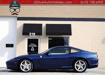 1999 Ferrari 550 Maranello 550 Maranello Fresh Major Shields
