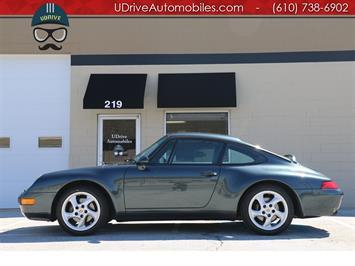 1995 Porsche 911 Carrera Coupe 6 Speed Manual