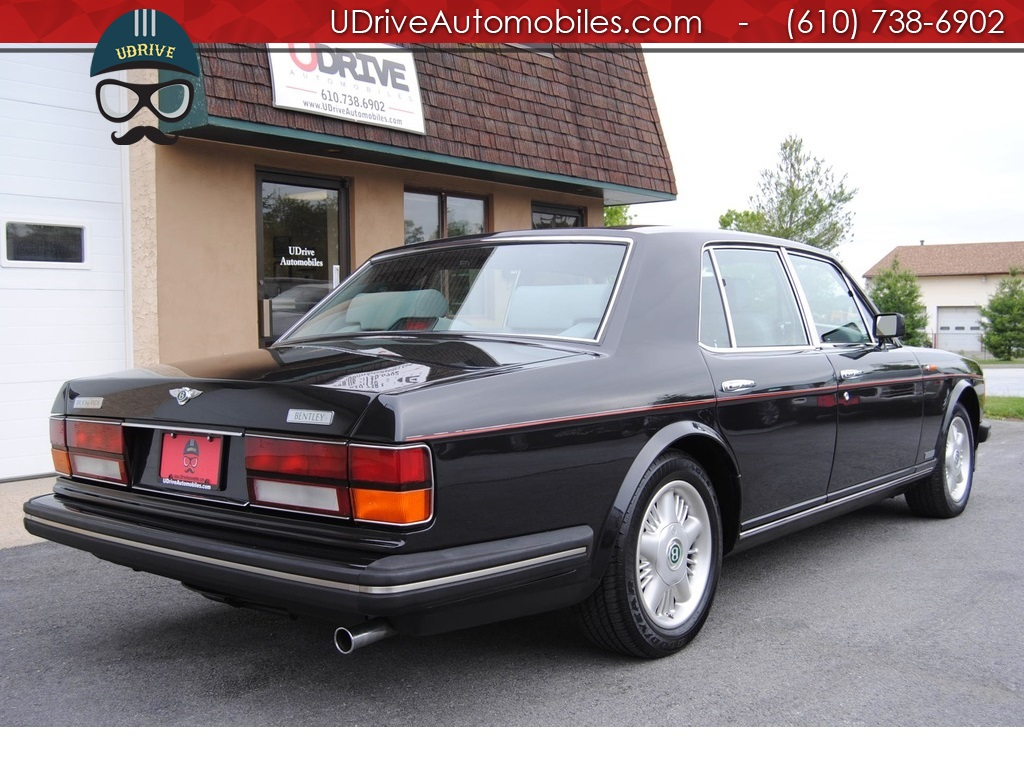 1993 bentley brooklands photo 8 west chester pa 19382