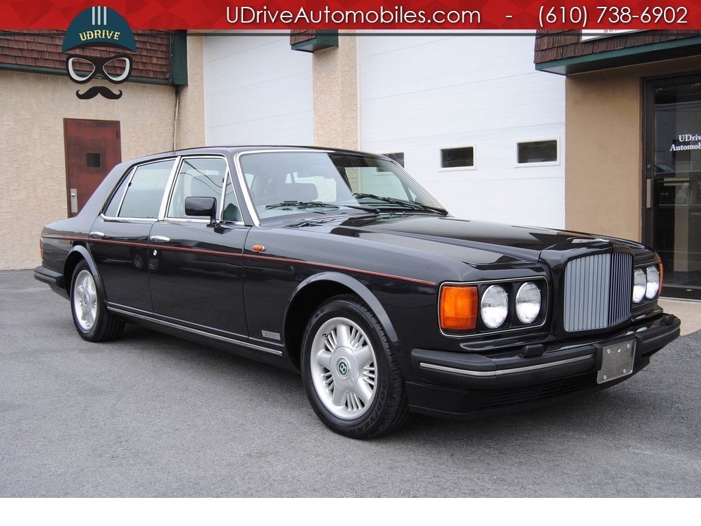 1993 bentley brooklands photo 6 west chester pa 19382