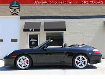2004 Porsche 911 996 C4S Cabriolet 6spd Full Lthr Sport Exhaust