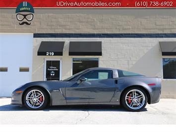2009 Chevrolet Corvette Z06 2LZ Nav HUD Chromes Htd Sts