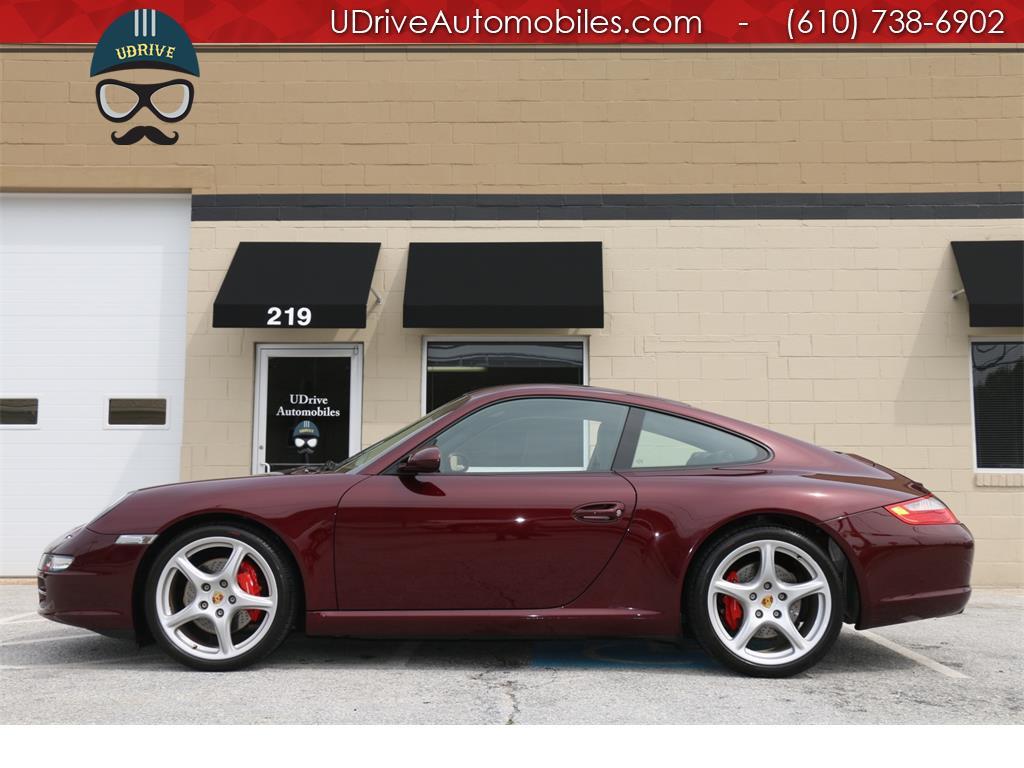 2006 porsche 911 carrera s 6 speed sport chrono sport shift bose. Black Bedroom Furniture Sets. Home Design Ideas