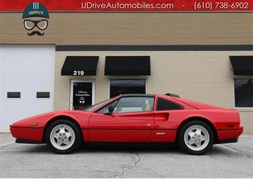 1988 Ferrari 328 88.5 GTS 5 Speed Service History Tubi