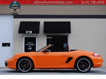 2008 Porsche Boxster Boxster S Limited Ed. 1 of 250 7k Miles
