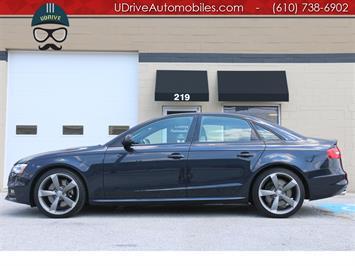 2014 Audi S4 $61k MSRP Prestige Black Optic Sport Diff Warranty