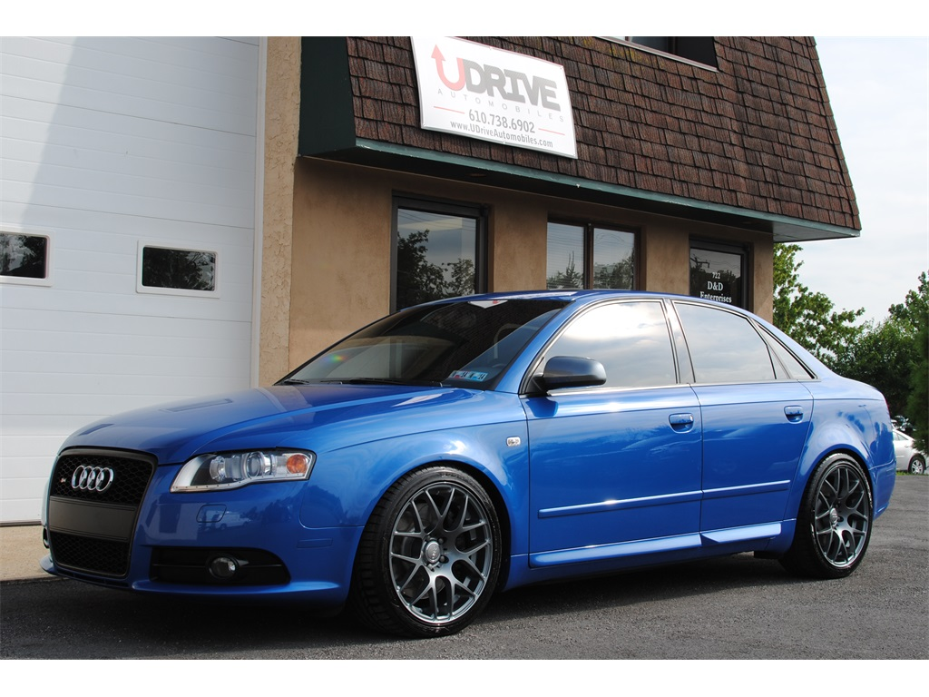 2005 audi s4 quattro photo 2 west chester pa 19382
