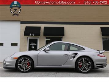 2011 Porsche 911 Turbo Coupe Rare 6Spd Manual Chrono Clean Carfax