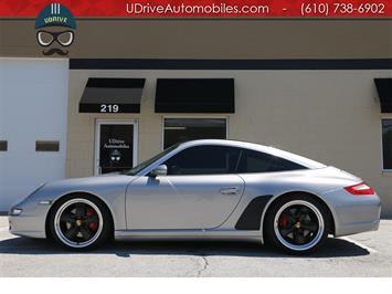 2007 Porsche 911 997 Targa 4S 6 Speed Adapt Sport Sts Chrono Nav