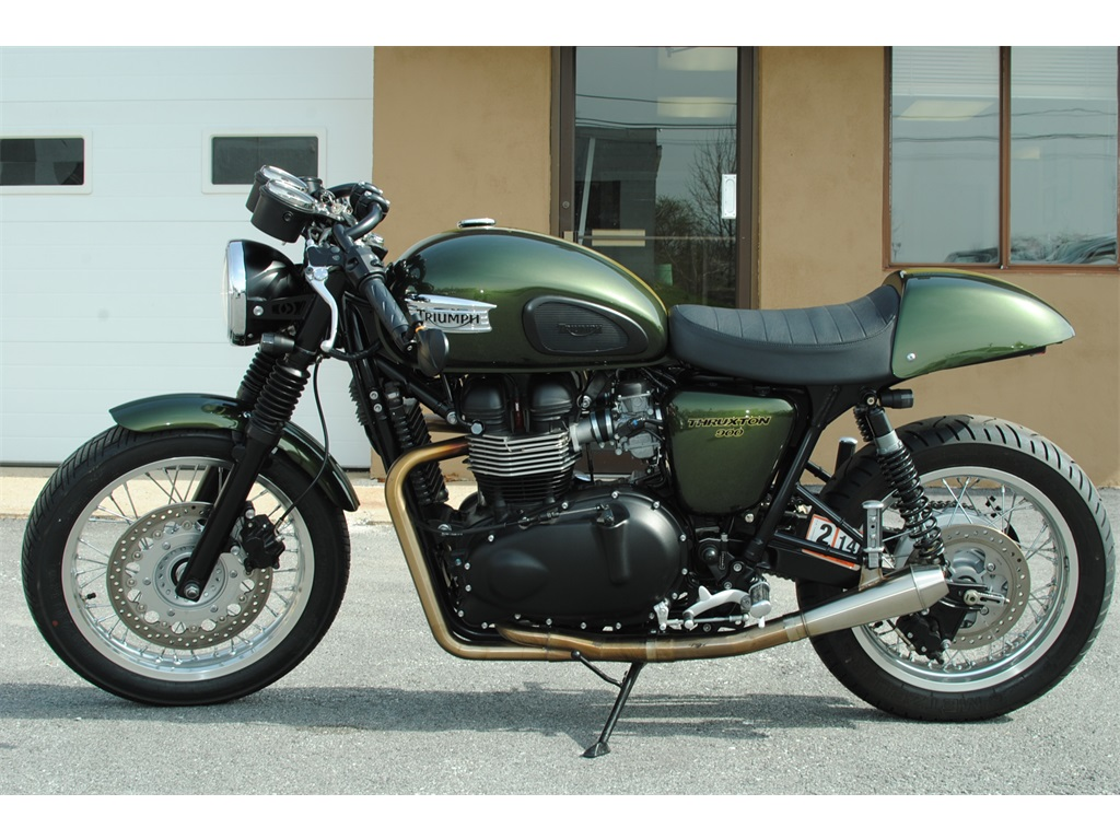 2013 Triumph Thruxton for sale on 2040-motos