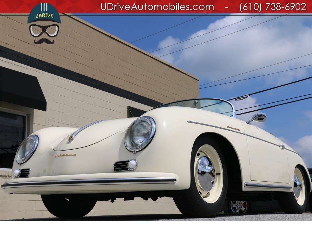 Udrive Automobiles Photos For 1968 Replica Kit Porsche Speedster Vintage Speedster