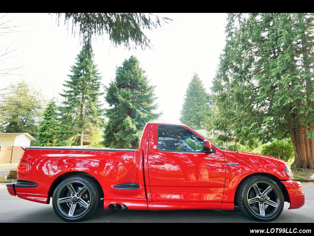 2000 Ford F-150 SVT Lightning 488HP Custom Show Truck - Photo 5 - Milwaukie, OR 97267