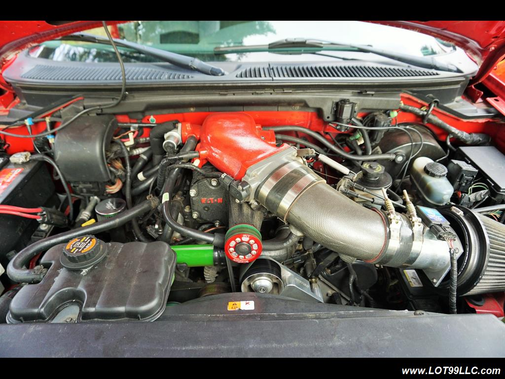 2000 Ford F-150 SVT Lightning 488HP Custom Show Truck - Photo 20 - Milwaukie, OR 97267