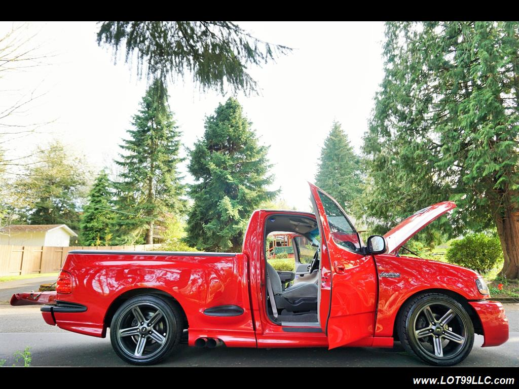 2000 Ford F-150 SVT Lightning 488HP Custom Show Truck - Photo 34 - Milwaukie, OR 97267