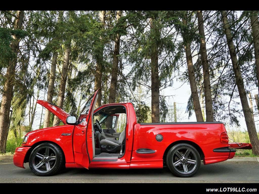 2000 Ford F-150 SVT Lightning 488HP Custom Show Truck - Photo 32 - Milwaukie, OR 97267