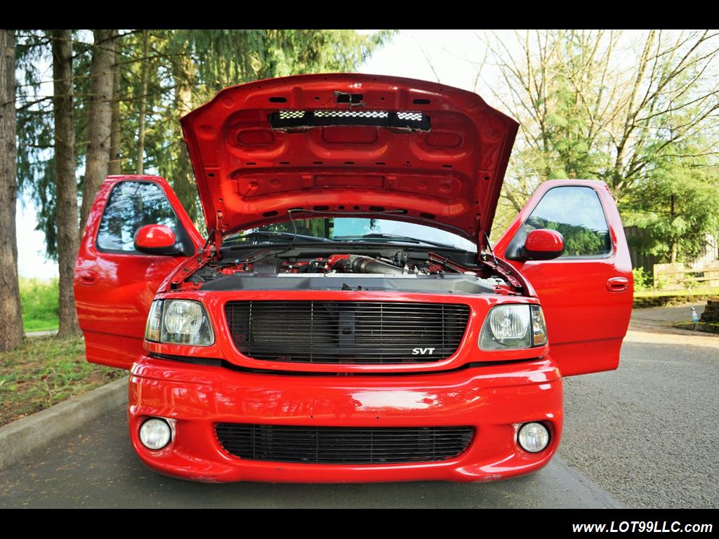 2000 Ford F-150 SVT Lightning 488HP Custom Show Truck - Photo 33 - Milwaukie, OR 97267