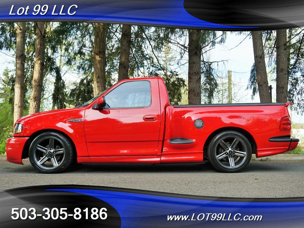 2000 ford f 150 lightning standard cab pickup 2 door ebay. Black Bedroom Furniture Sets. Home Design Ideas