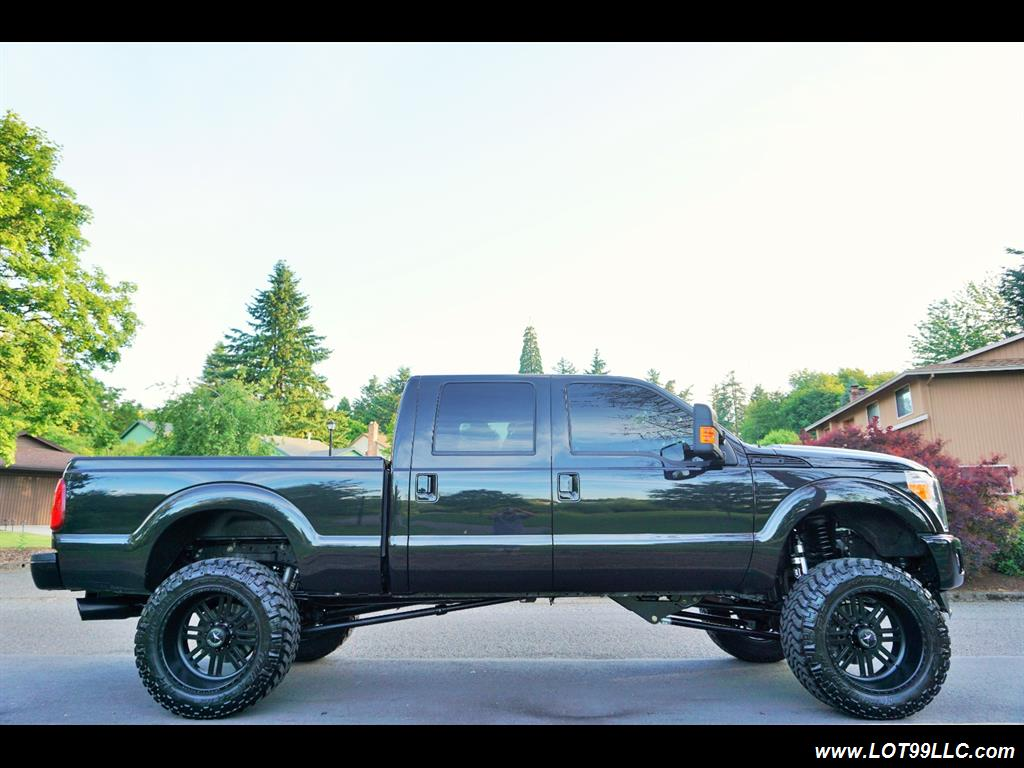 2015 Ford F-350 Lariat 4X4 Tuned & Deleted  22S - Photo 5 - Milwaukie, OR 97267