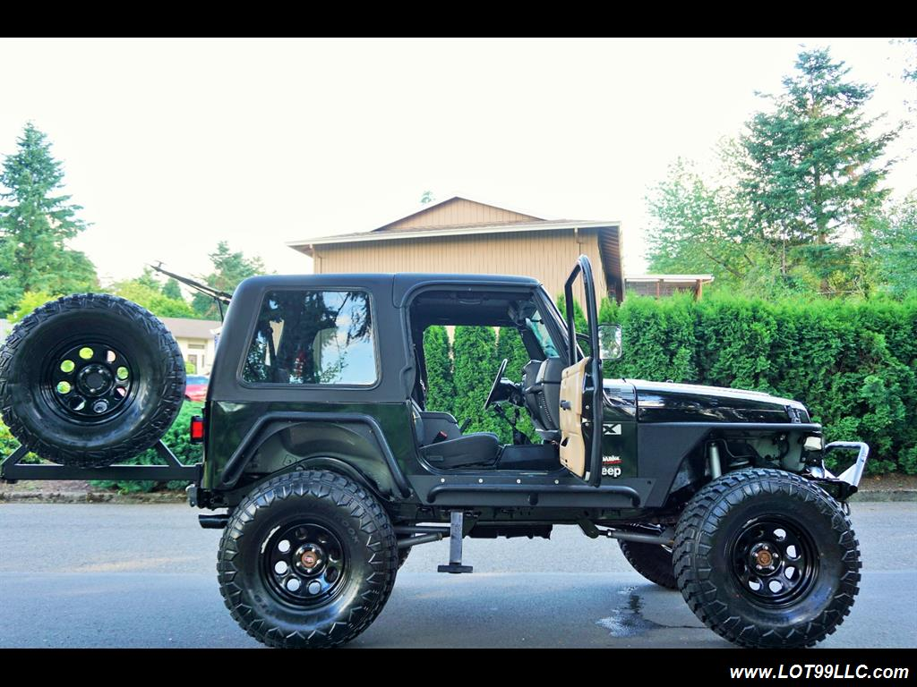 2005 Jeep Wrangler 4X4 10K Invested  Lifted Winch Hard Top - Photo 36 - Milwaukie, OR 97267