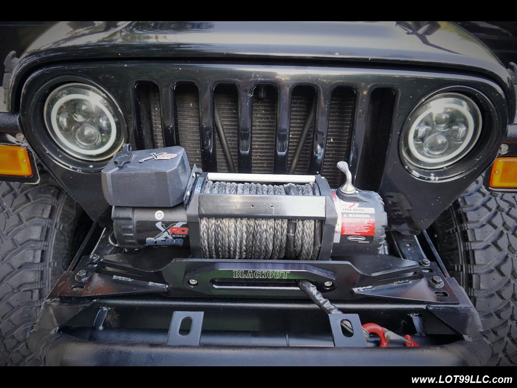 2005 Jeep Wrangler 4X4 10K Invested  Lifted Winch Hard Top - Photo 30 - Milwaukie, OR 97267