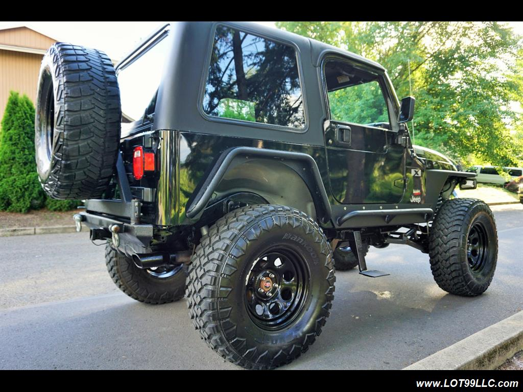2005 Jeep Wrangler 4X4 10K Invested  Lifted Winch Hard Top - Photo 6 - Milwaukie, OR 97267