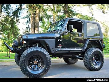 2005 Jeep Wrangler 4X4 10K Invested  Lifted Winch Hard Top SUV
