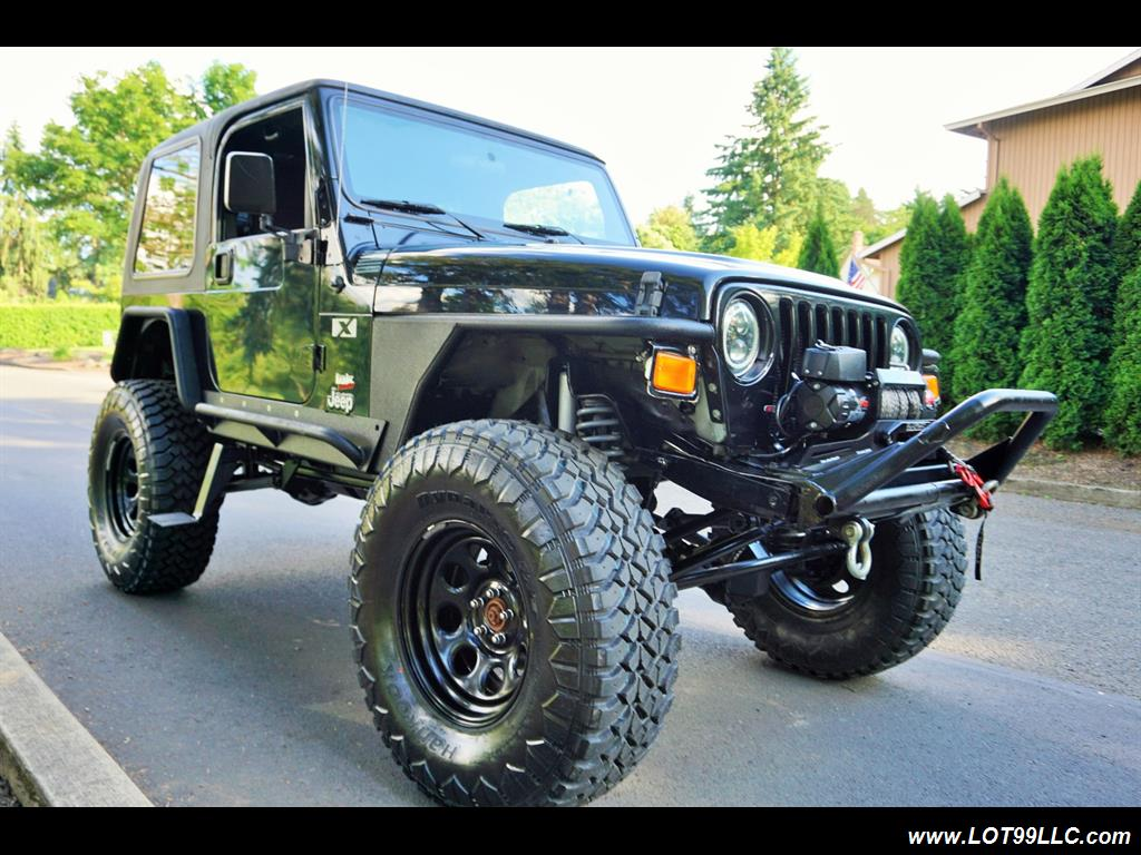 2005 Jeep Wrangler 4X4 10K Invested  Lifted Winch Hard Top - Photo 4 - Milwaukie, OR 97267