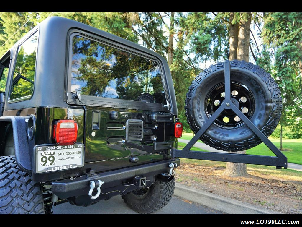 2005 Jeep Wrangler 4X4 10K Invested  Lifted Winch Hard Top - Photo 14 - Milwaukie, OR 97267
