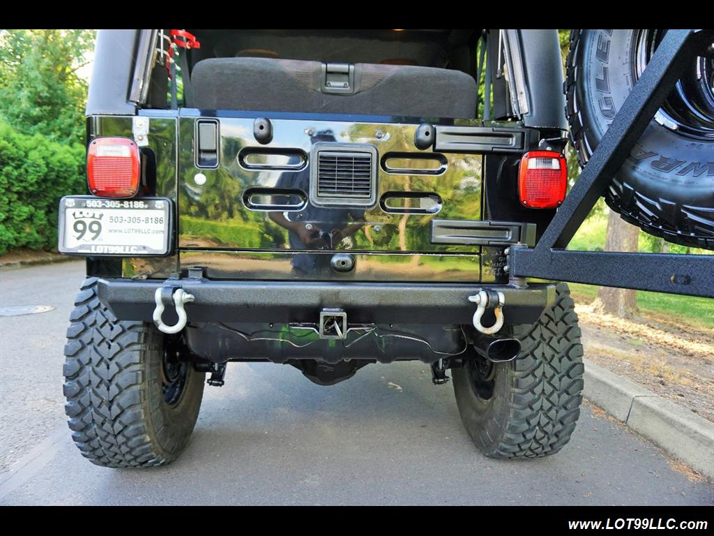 2005 Jeep Wrangler 4X4 10K Invested  Lifted Winch Hard Top - Photo 15 - Milwaukie, OR 97267