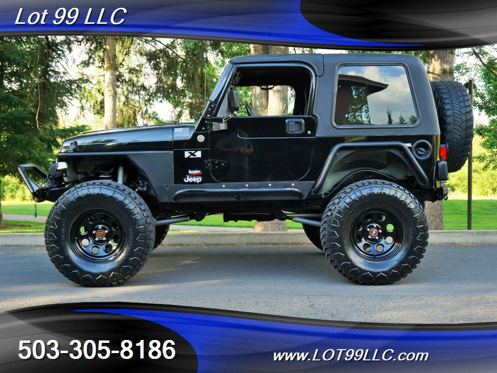 2005 Jeep Wrangler 4X4 10K Invested  Lifted Winch Hard Top - Photo 1 - Milwaukie, OR 97267