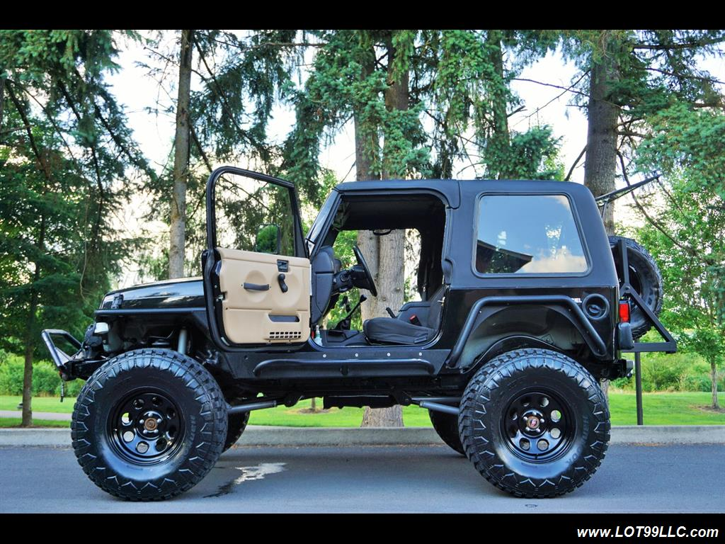 2005 Jeep Wrangler 4X4 10K Invested  Lifted Winch Hard Top - Photo 32 - Milwaukie, OR 97267
